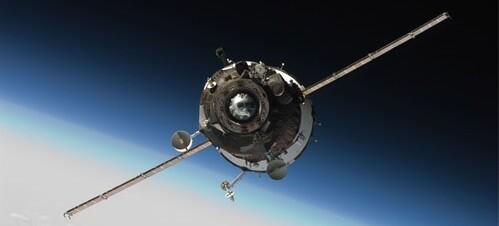 El carguero espacial ruso Progress M-27M caerá, posiblemente, cerca de las costas norteamericanas.
