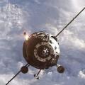 El carguero espacial ruso Progress M-27M.
