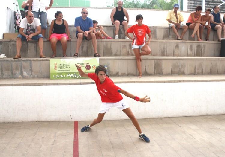 El club de Borbotó siempre cuenta con equipos competitivos