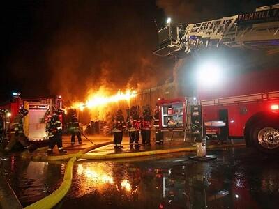 El incendio dejó un saldo de 38 muertos y seis heridos graves.