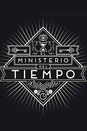 Emblema de la serie El Ministerio del Tiempo.