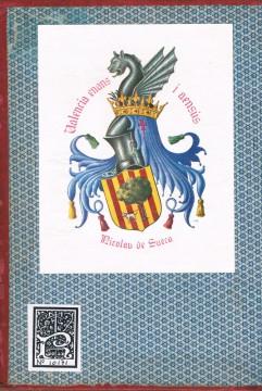 Ex libris Nicolau Primitiu. A. P. R. S.