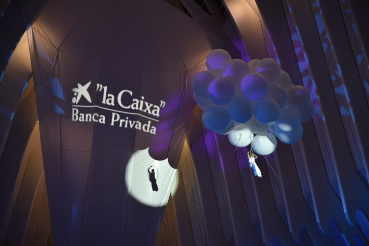 Foto 1 Evento la Caixa Banca Privada en Valencia