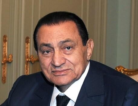 Hosni Mubarak en una imagen de archivo.