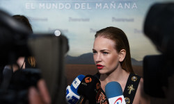 'Tomorrowland' Valencia Premiere
