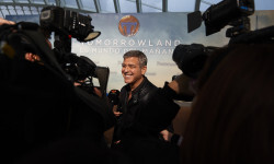 'Tomorrowland' Valencia Premiere