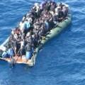 Inmigrantes en una imagen de archivo.