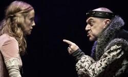 Iria Márquez y Chema Cardeña en 'Matar al Rey'