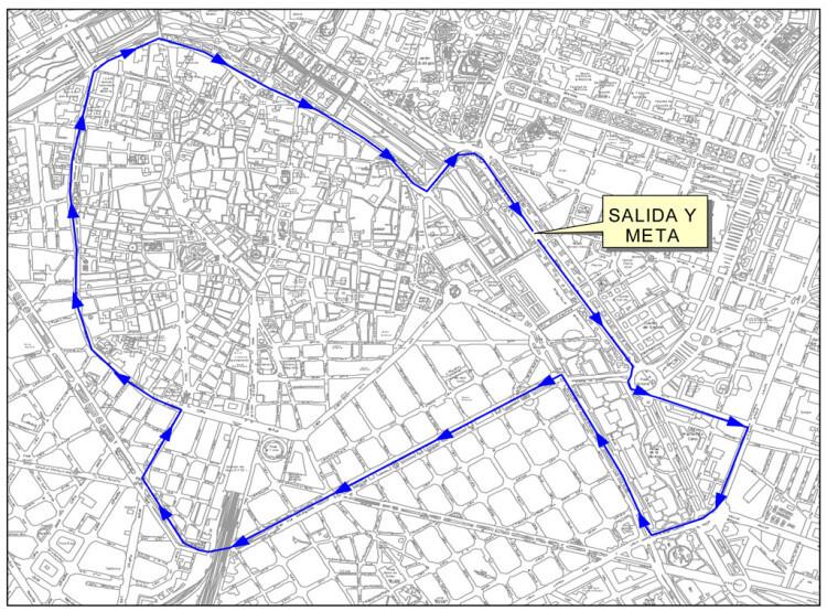 Itinerario-XXXIII-Volta-a-Peu-Valencia