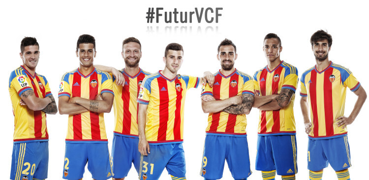Jovenes talentos VCF
