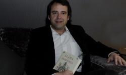 Juan Francisco Ferrándiz, autor de 'La llama de la sabiduría'.