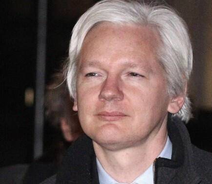 Julian Assange en una imagen de archivo.