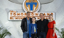 'Tomorrowland' Valencia Photocall