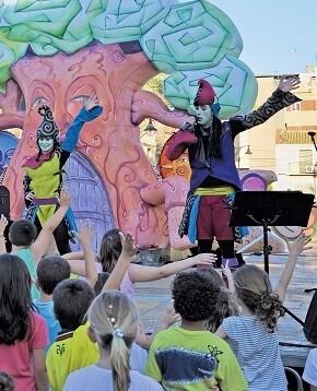 La actividad infantil es una de las grandes apuestas de la Diputación de Castellón.