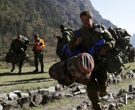La ayuda a la zona llega con muchas dificultades y problemas.