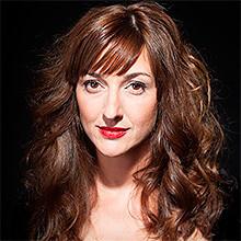 La cantante valenciana Ester Andujar en una imagen promocional.