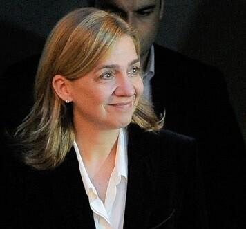 La infanta Cristina de Borbón en una imagen de archivo.