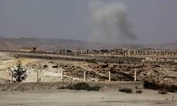 La milenaria ciudad de Palmira en manos del Estado Islámico.