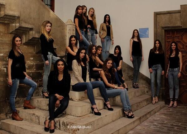 La pasarela será un excelente escaparate para todas estas jóvenes chicas que ofrecerán sus mejores pasos con cada modelo.