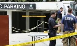 La policía acordona el recinto para evitar nuevos incidentes.