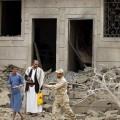 La resistencia de los rebeldes hutíes continúa en la ciudad de Saná.
