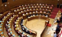 Las Cortes Valencianas tendrán un nuevo arco político desde mañana.