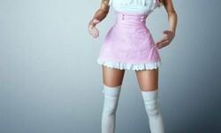Las fotos de Angelica Kenova una Barbie humana que es muñeca de sus padres (6)