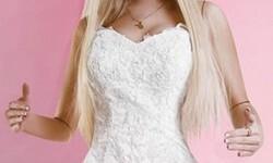 Las fotos de Angelica Kenova una Barbie humana que es muñeca de sus padres (9)