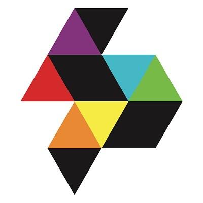 Logotipo del colectivo Lambda.