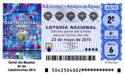 Lotería Nacional; sorteo de lotería nacional del sábado 23 de mayo de 2015