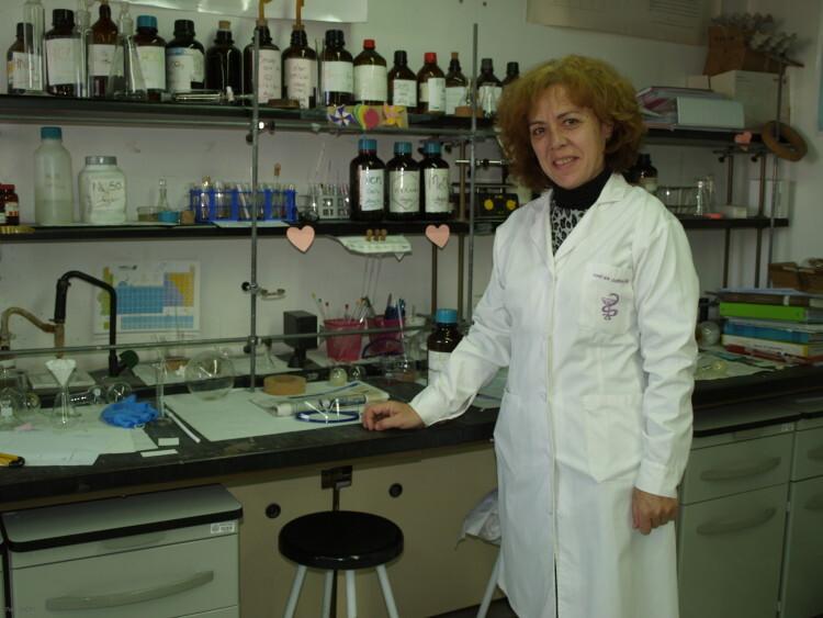Marina Gordaliza, investigadora de la Universidad de Salamanca.