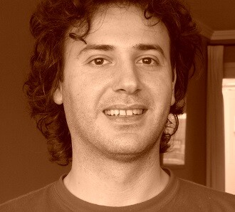 Miguel Ángel Berbis, compone música electrónica.