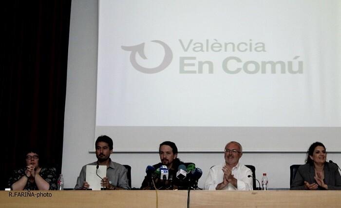 Ortiz, Peris, Iglesias, Montiel y Fabiola Meco.