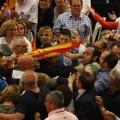 PAH escrache a Rajoy. SER
