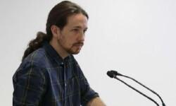 Pablo Iglesías en una imagen de archivo.