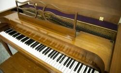Piano de Iturbi en Nueva York. (Foto-Abulaila)