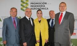 Premiados Colegio Ingenieros Agrónomos 2015