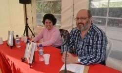 Presentación del libro de Juan Benito Rodriguez Manzanares