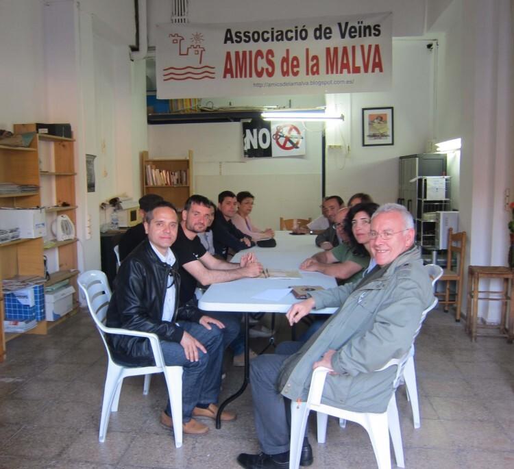Reunió AVV Amics de la Malva 2