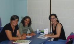 Reunión de Lambda con València en Comú.