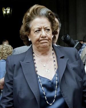 Rita Barberá en una imagen de archivo.
