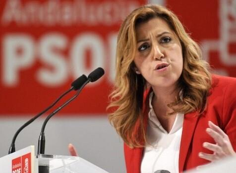 Susana Díaz en una imagen de archivo.