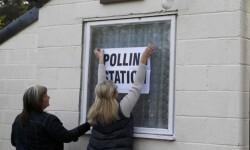 Todo preparado para las elecciones en Reino Unido.