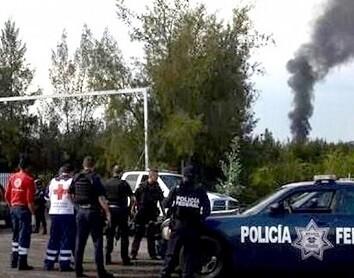 Un elevado número de muertos dejó la operación policial.