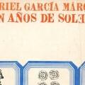 Uno de los ejemplares de 'Cien años de soledad' publicado en 1967