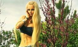 Valeria Lukyanova la Barbie humana (1)