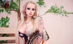 Valeria Lukyanova la Barbie humana (18)