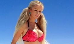 Valeria Lukyanova la Barbie humana (5)