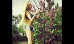 Valeria Lukyanova la Barbie humana (6)