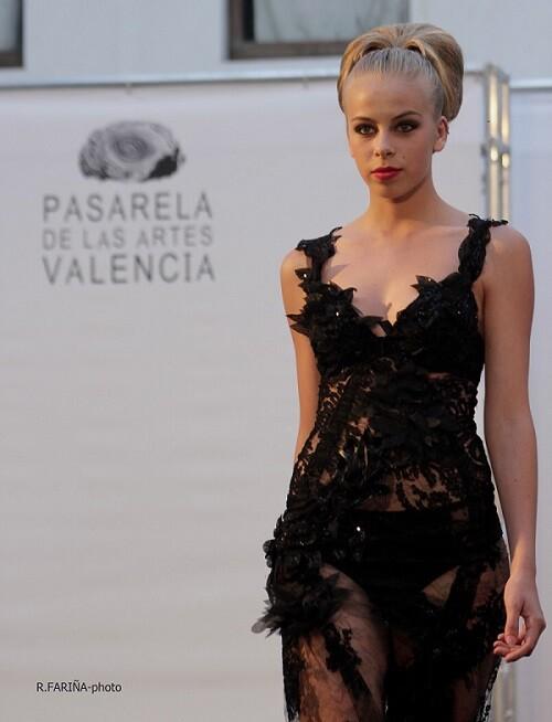 Vestido de Laura de Villabonne.